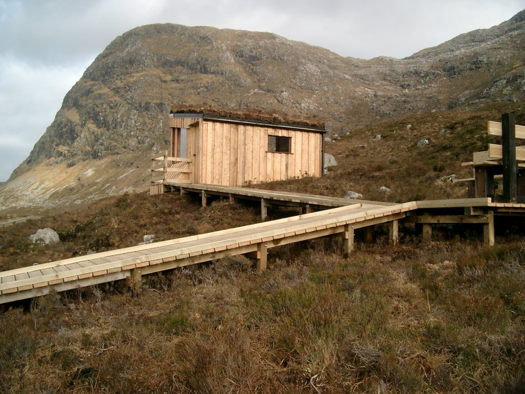 North Harris Eagle Observatory