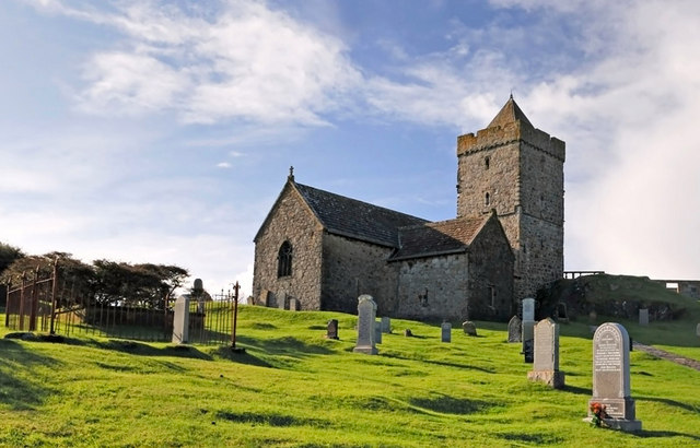 St Clement's Church, Rodel